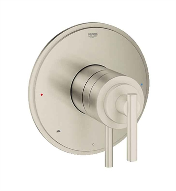 Grohe 19867EN0 Atrio Dual Function Pressure Balance Trim with Control Module in Brushed Nickel