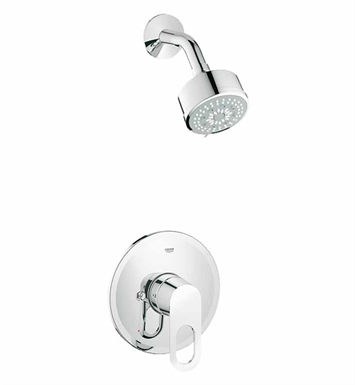 Grohe 27547000 BauLoop Shower set in Chrome