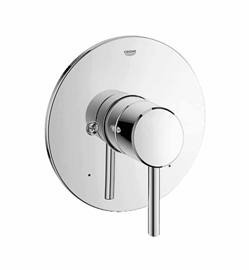 Grohe 19457EN1 Concetto Pressure Balance Valve Trimset in Brushed Nickel