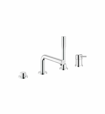 Grohe 19576001 Concetto Roman Tub Filler in Chrome