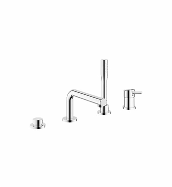 Grohe 19576EN1 Concetto Roman Tub Filler in Brushed Nickel