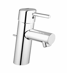 Grohe Concetto Single Handle Faucet in Brushed Nickel
