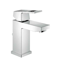 Grohe Eurocube Single Handle Faucet in Chrome