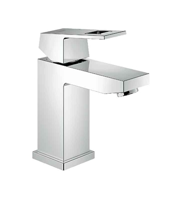 Grohe 23133000 Eurocube Single Handle Faucet in Chrome