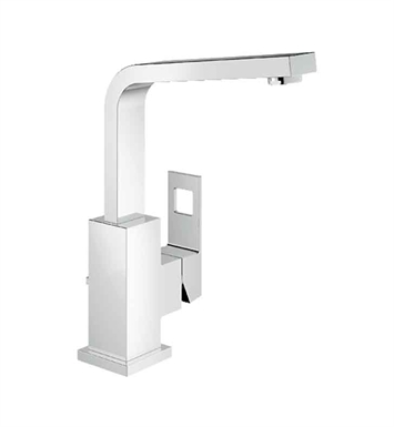 Grohe 23184000 Eurocube Single Handle Faucet in Chrome