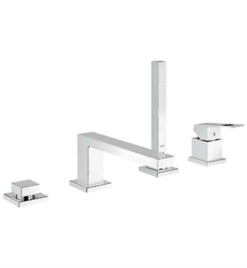Grohe 19897000 Eurocube Roman Tub Filler in Chrome