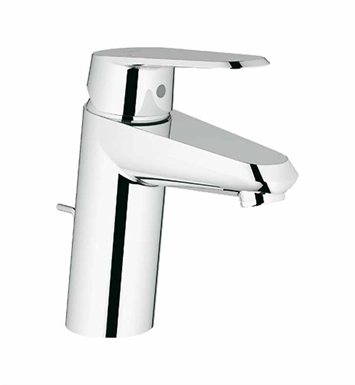 Grohe 33413002 Eurodisc Cosmopolitan Single Handle Faucet in Chrome