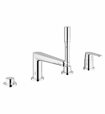 Grohe 19574002 Eurodisc Cosmopolitan Roman Tub Filler in Chrome