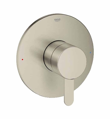 Grohe 19880EN0 Europlus Single Function Pressure Balance Trim with Control Module in Brushed Nickel