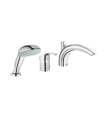 Grohe 32644001 Eurosmart Roman Tub Filler in Chrome