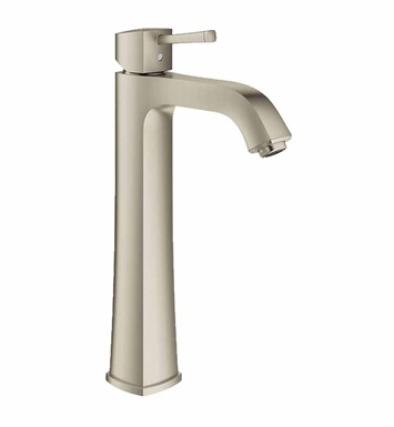 Grohe 23314EN0 Grandera Single Handle Faucet in Brushed Nickel