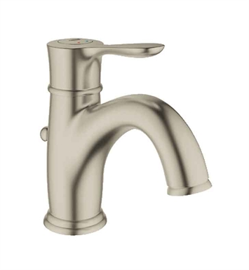Grohe 23305EN0 Parkfield Single Handle Faucet in Brushed Nickel