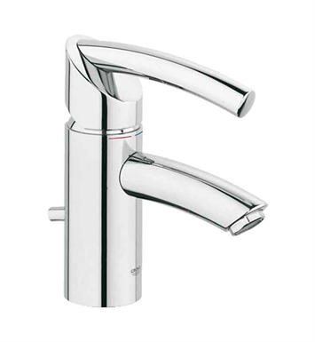 Grohe 32924EN0 Tenso Single Handle Faucet in Brushed Nickel