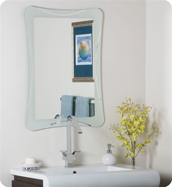 Decor Wonderland SSM21 Butterfly Frameless Mirror