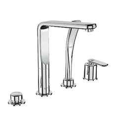 Grohe 19373000 Veris Roman Tub Filler in Chrome