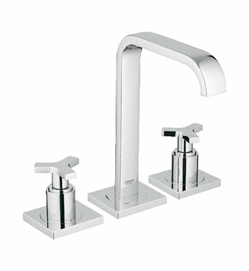 Grohe 20148000 Allure Widespread Bathroom Faucet in Chrome