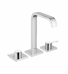 Grohe Allure Widespread Bathroom Faucet in Chrome
