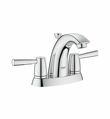 Grohe 20388000 Arden Mini-Widespread Bathroom Faucet in Chrome