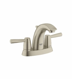 Grohe Arden Mini-Widespread Bathroom Faucet in Brushed Nickel