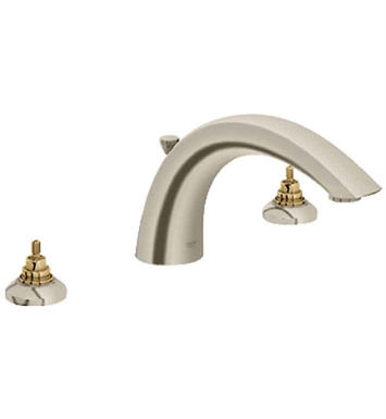 Grohe 25071EN0 Arden Roman Tub Faucet in Brushed Nickel