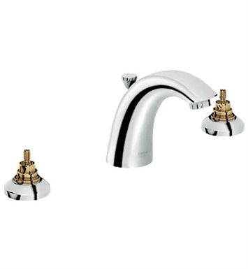 Grohe 20121001 Arden Widespread Bathroom Faucet in Chrome