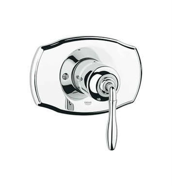 Grohe 19708ZB0 Seabury Pressure Balance Valve Trimset in Oil Rubbed Bronze
