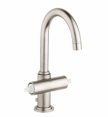 Grohe 21027EN0 Atrio Single Hole Bathroom Faucet in Brushed Nickel