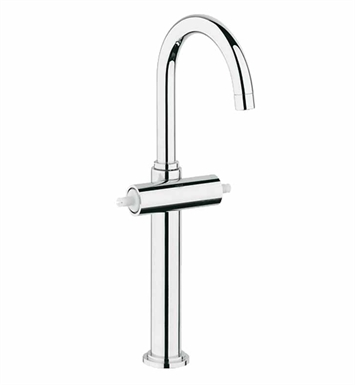 Grohe 21046000 Atrio Single Hole Bathroom Faucet in Chrome