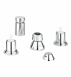 Grohe 24016000 Atrio Bidet Set in Chrome
