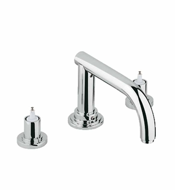 Grohe 25048EN0 Atrio Roman Tub Faucet in Brushed Nickel
