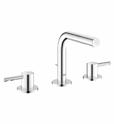 Grohe Essence Widespread Bathroom Faucet in Chrome