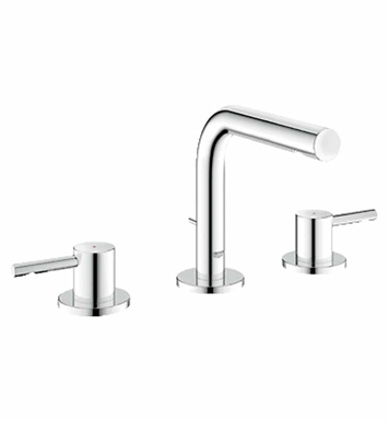 Grohe 20297000 Essence Widespread Bathroom Faucet in Chrome