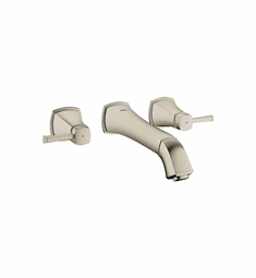 Grohe 20416EN0 Grandera Widespread Bathroom Faucet in Brushed Nickel