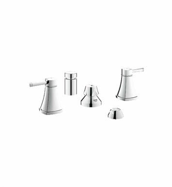 Grohe 24034000 Grandera Bidet Set in Chrome