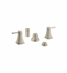 Grohe 24034EN0 Grandera Bidet Set in Brushed Nickel