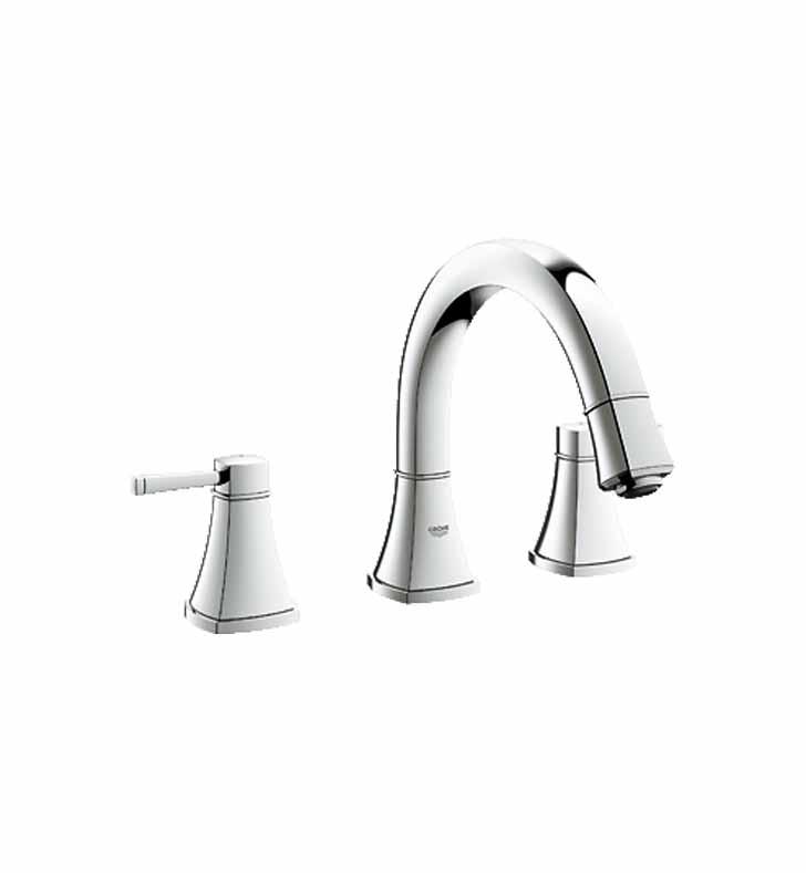 Grohe 25154000 Grandera Roman Tub Faucet In Chrome