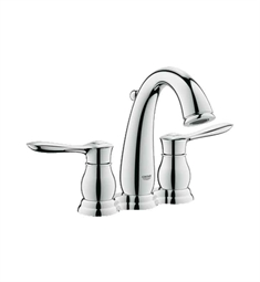 Grohe Parkfield Mini-Widespread Bathroom Faucet in Chrome