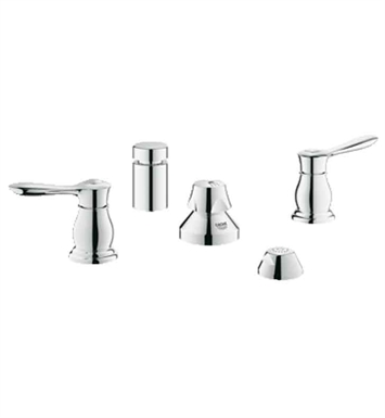 Grohe 24033000 Parkfield Bidet Set in Chrome