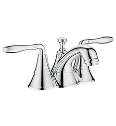 Grohe Seabury Mini-Widespread Bathroom Faucet in Chrome
