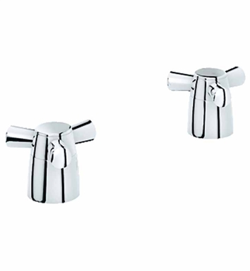 Grohe 18084000 Arden Spoke Handles in Chrome