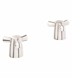 Grohe Arden Spoke Handles in Brushed Nickel