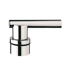 Grohe 45609BE0 Atrio Lever Handle For Kitchen/Bar, Lavatories & Pillar Taps in Polished Nickel