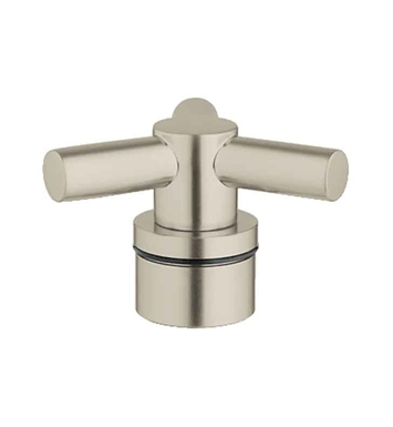 Grohe 45603EN0 Atrio Trio Spoke Handle For Kitchen/Bar, Lavatories & Pillar Taps in Brushed Nickel