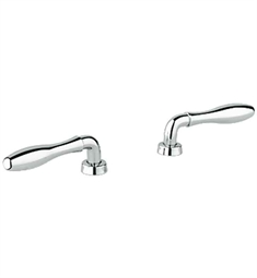 Grohe Seabury Lever Handles in Chrome