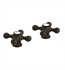 Grohe Seabury Cross Handles in Oil Rubbed Bronze