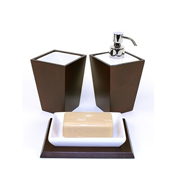 Nameeks KY200-31 Gedy Bathroom Accessory Set
