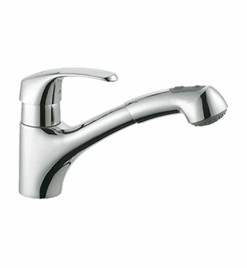 Grohe 32999000 Alira Dual Spray Pull-Out in Chrome