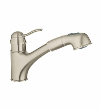 Grohe 32459EN0 Ashford Dual Spray Pull-Out in Brushed Nickel