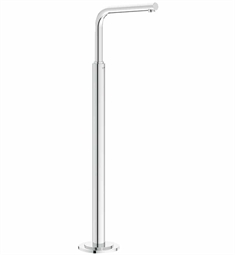 Grohe Atrio Floor-Mounted Tub Filler in Chrome