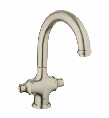 Grohe 31055EN0 Bridgeford Kitchen/Bar Faucet in Brushed Nickel